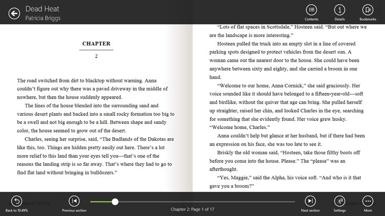 OverDrive - Library eBooks & Audiobooks screen shot 4