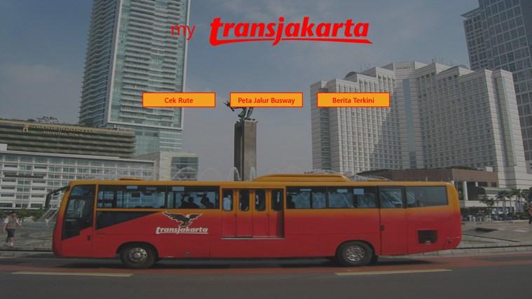My Transjakarta (Unofficial) screenshot 0