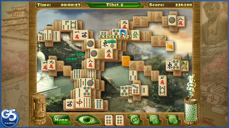 Mahjong Artifacts®: Chapter 2-skärmbild 0
