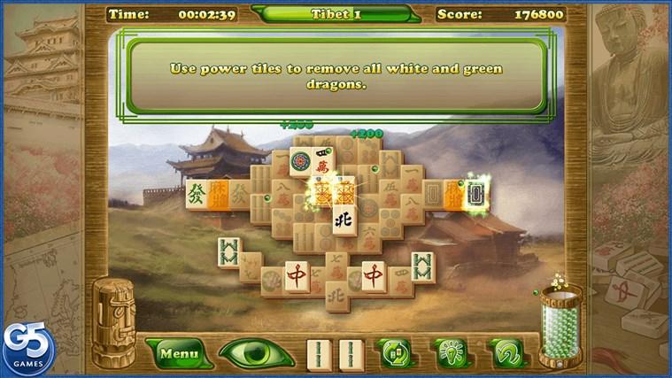 Mahjong Artifacts®: Chapter 2-skärmbild 2