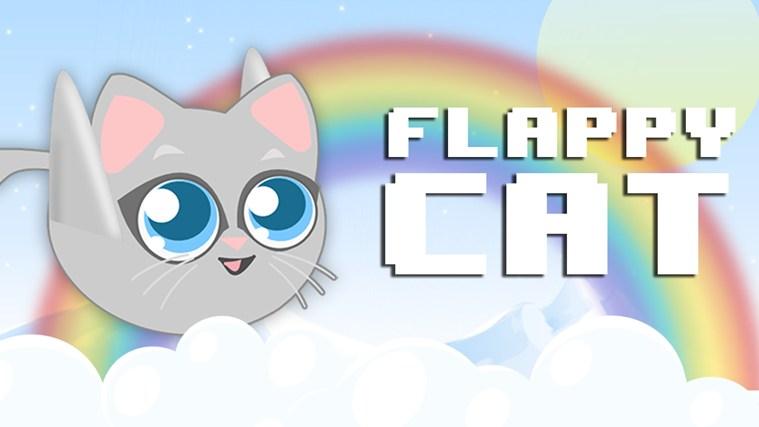 Flappy Cat skjermbilete 0