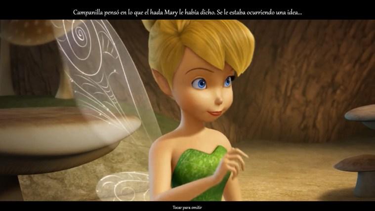 Tesoros ocultos de Hadas Disney captura de pantalla 0