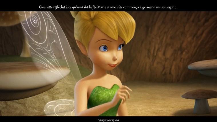 La chasse aux trésors des fées Disney capture d'écran 0
