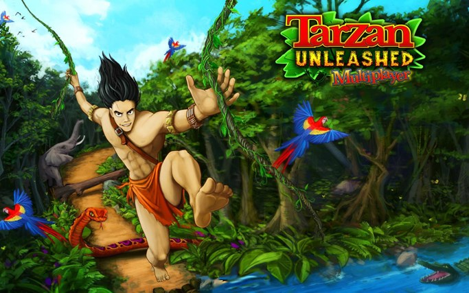 Tarzan Unleashed screen shot 0