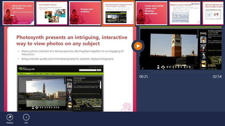 9SLIDES screen shot 2