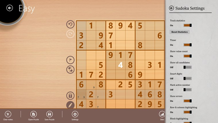 Sudoku Free screen shot 6