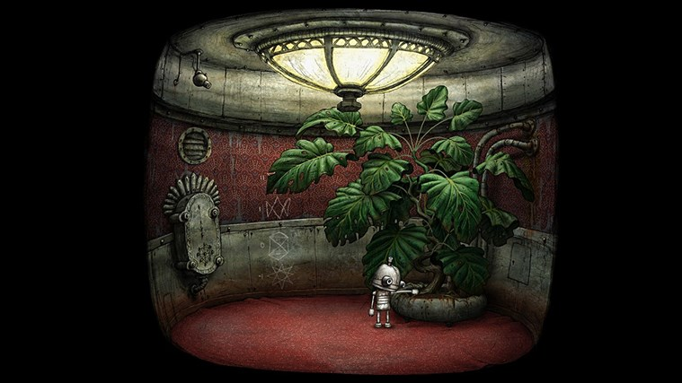 Machinarium screen shot 4