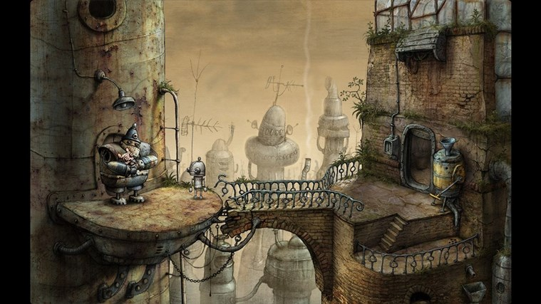 Machinarium screen shot 6