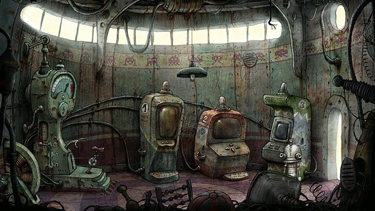 Machinarium screen shot 8