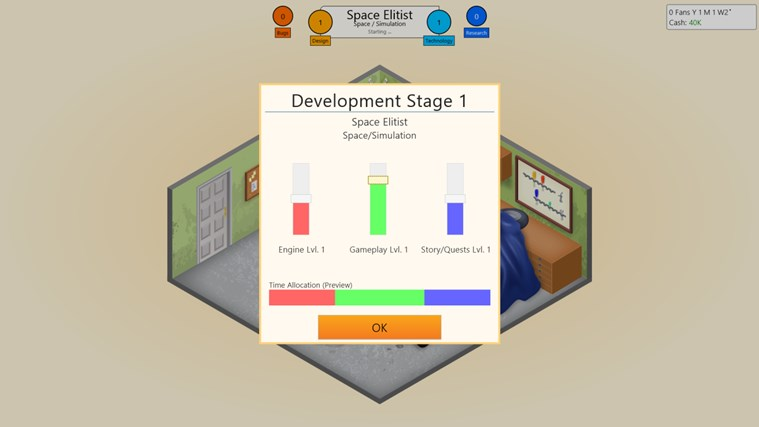 Game Dev Tycoon screen shot 2
