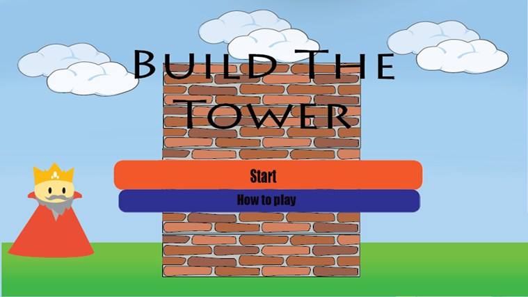 Construct The Tower Windows 8 Game