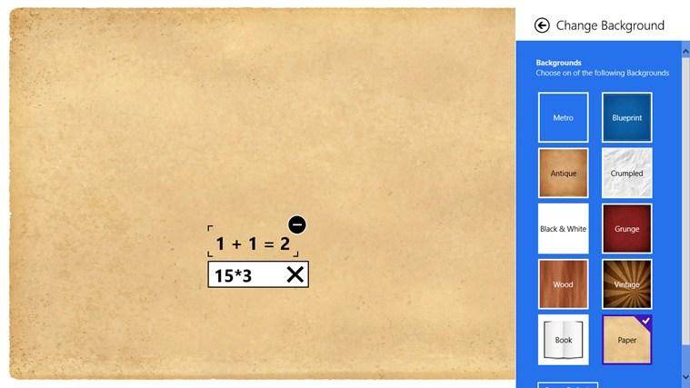 Rechner screen shot 4