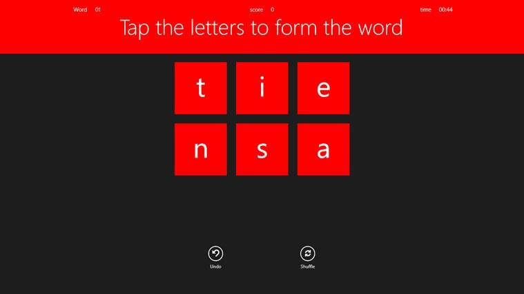 Play Wordastic ekrānuzņēmums 0