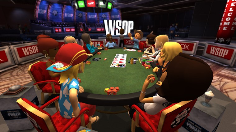 WSOP: Full House Pro screen shot 0