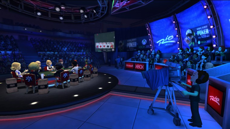 WSOP: Full House Pro screen shot 4