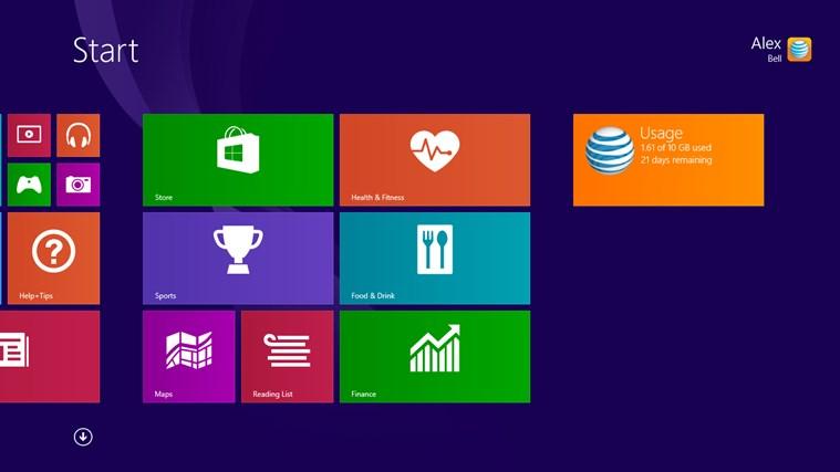 AT&T AllAccess screen shot 4