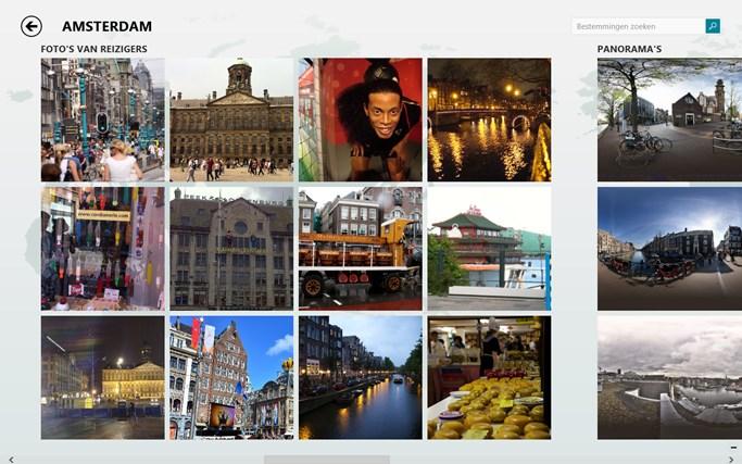 Bing Reizen schermafbeelding 2