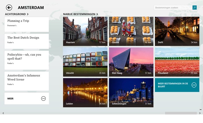 Bing Reizen schermafbeelding 4