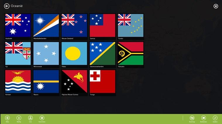 Spotzi-Atlas schermafbeelding 0