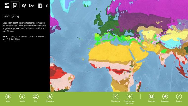 Spotzi-Atlas schermafbeelding 2