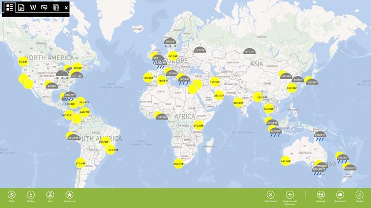 Spotzi-Atlas schermafbeelding 4