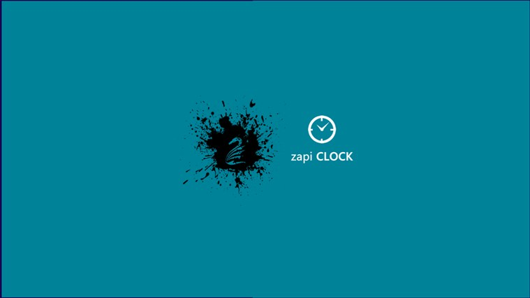 Zapi Clock screen shot 0