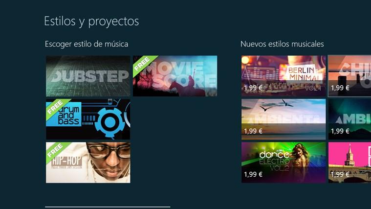 Music Maker Jam captura de pantalla 4