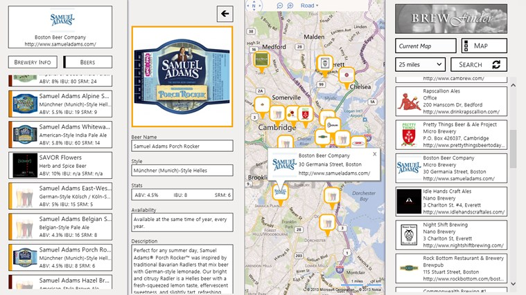 Brew Finder screen shot 0