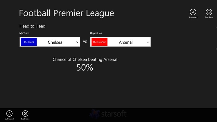 Football Premier League screen shot 0
