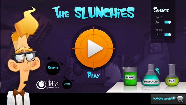 The Slunchies screen shot 0
