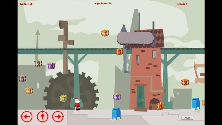 Christmas Factory screen shot 0