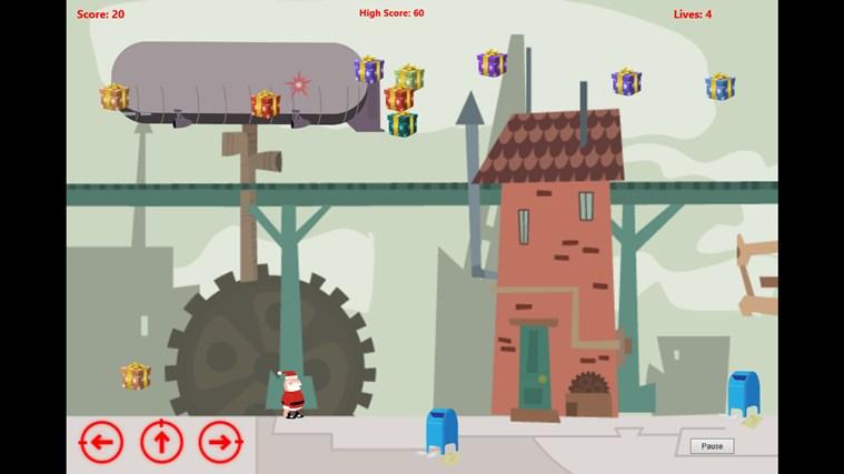 Christmas Factory screen shot 2