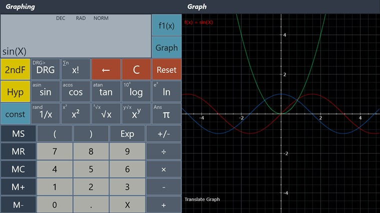 Calculator - Calc Pro HD screen shot 2