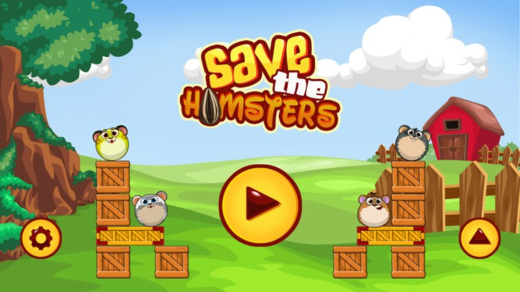 Save The Hamsters screen shot 0
