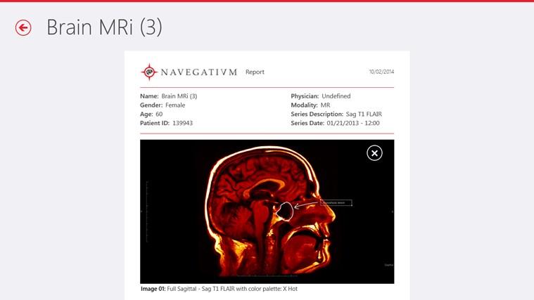 Navegatium screen shot 8