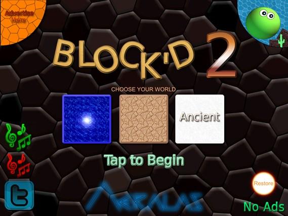 BLOCK'D 2 snimka zaslona 0