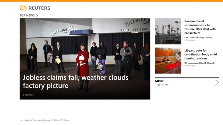 Reuters screen shot 0