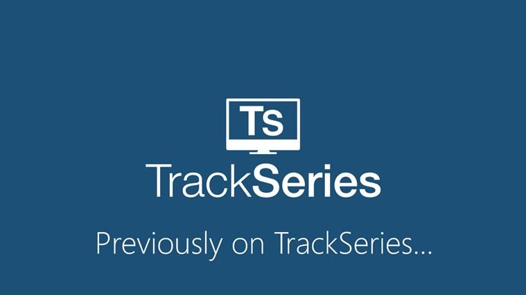 TrackSeries اسکرین شاٹ 0