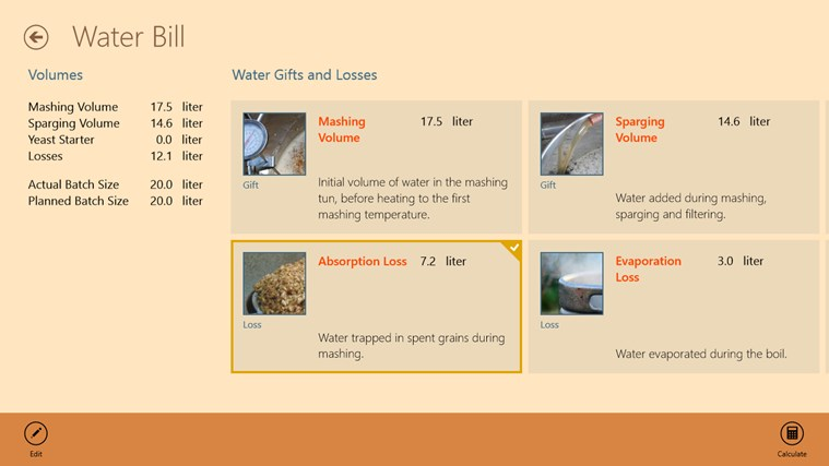 Homebrewers Toolkit schermafbeelding 6