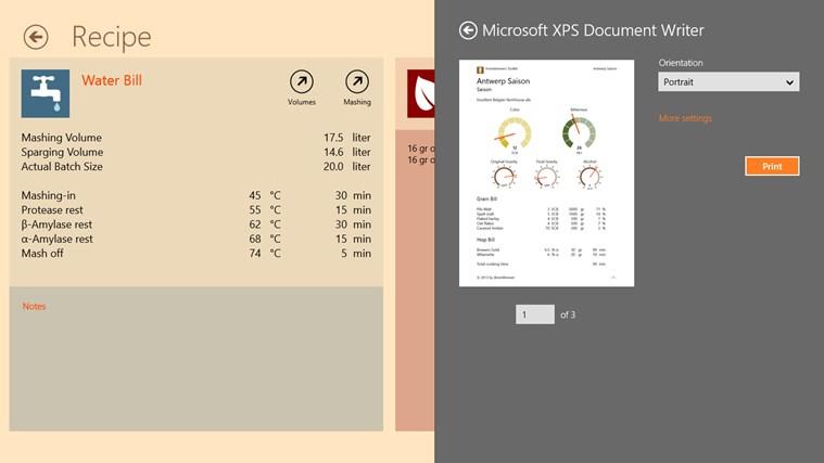 Homebrewers Toolkit schermafbeelding 8