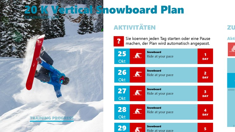 Winter Sports schermafbeelding 4