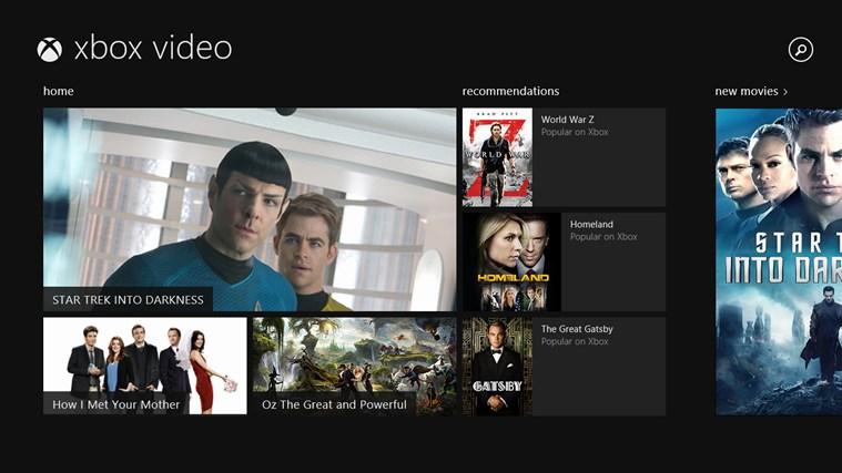 Xbox Video