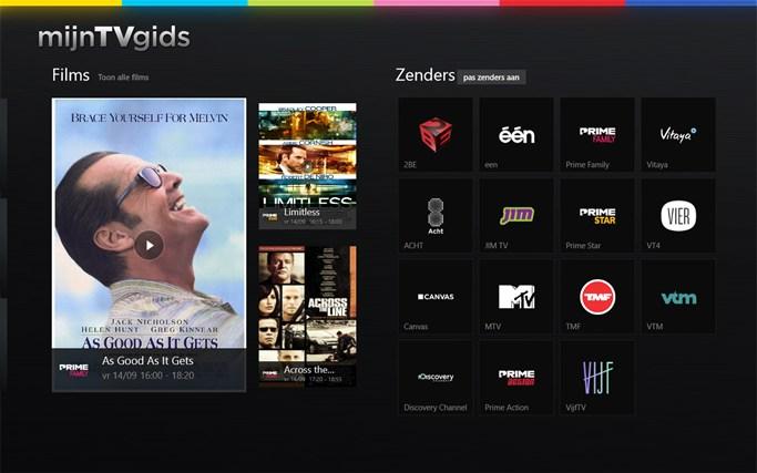 myTVguide schermafbeelding 0