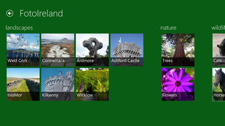 FotoIreland screen shot 0