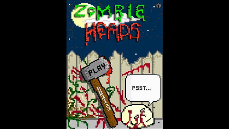 Zombie Heads screen shot 0