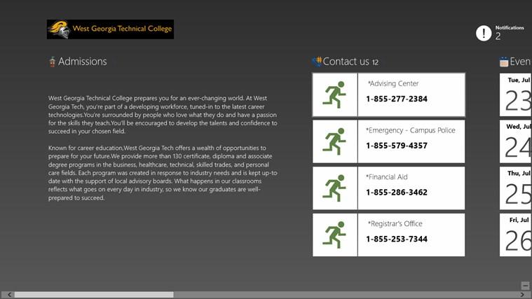 WGTC screen shot 0