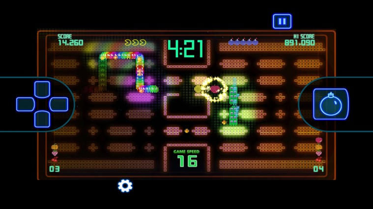PAC-MAN Championship Edition DX+ screen shot 0