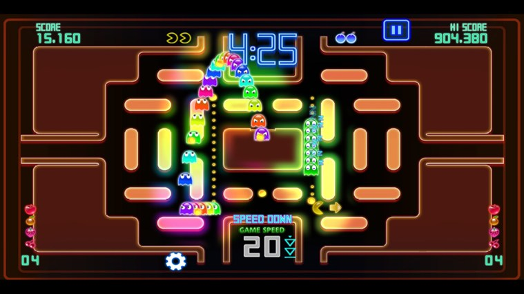 PAC-MAN Championship Edition DX+ screen shot 4