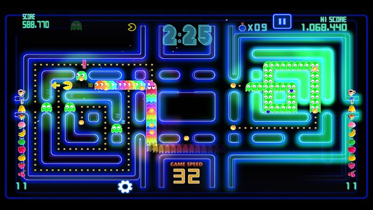 PAC-MAN Championship Edition DX+ screen shot 6