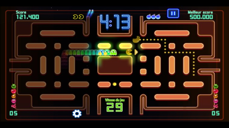 PAC-MAN Championship Edition DX+ capture d'écran 4